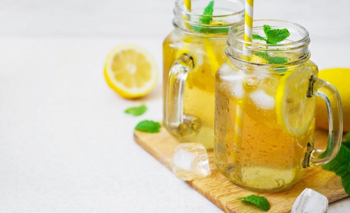 Recipe of Starbuck's Iced Green Tea